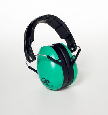 Ems for Kids Earmuffs - Green