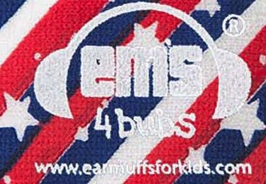Ems for Bubs Headband - Stars 'n' Stripes